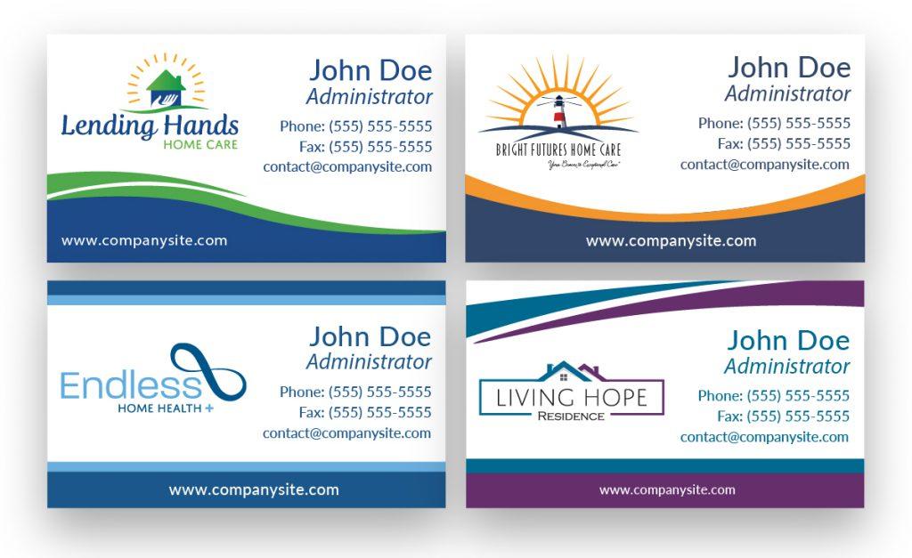 Business Card Mock Up Catalog
